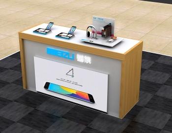 数码通讯展柜